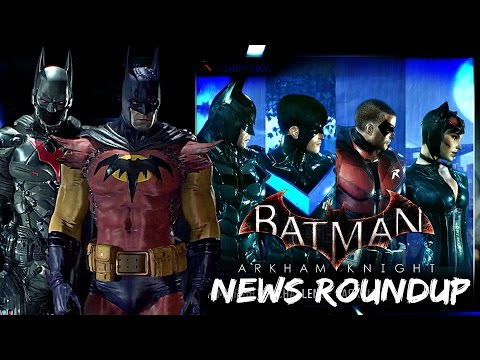 Batman Arkham Knight: Challenge Maps, Photo Mode (News Roundup)