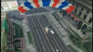GTA 5 ( saut en parachute )