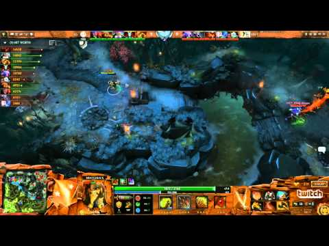 iG vs HGT Game 1  Dota 2 Champions League Groupstage  Durkadota Scantzor