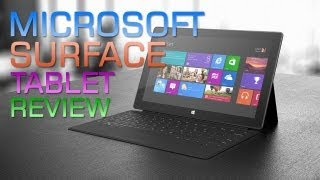 Microsoft Surface Tablet w Type Cover Review