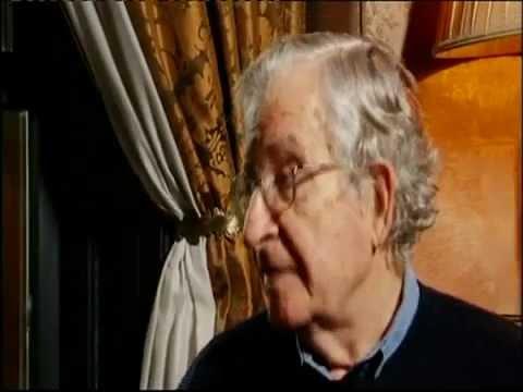 Noam Chomsky talks about Gaza and the International Flotilla