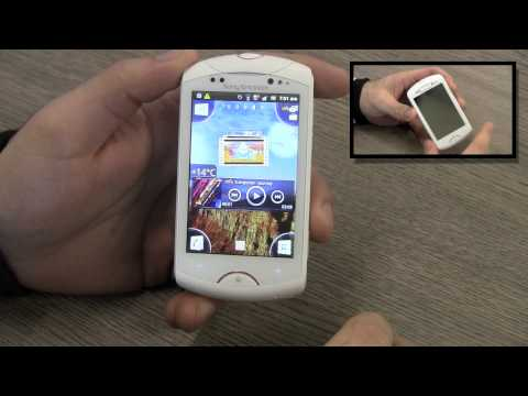 Sony Ericsson Live with Walkman Review