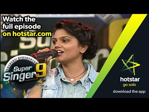 Super Singer 9 Episode 14 ( 22 - October - 15 ) - Vijayadashami special