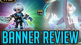 CG Nichol Banner Review!  Get Dat LAPIS READY! - [FFBE] Final Fantasy Brave Exvius