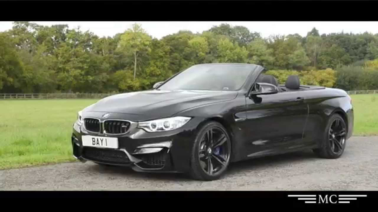 Bmw M4 Convertible Marlow Cars Youtube