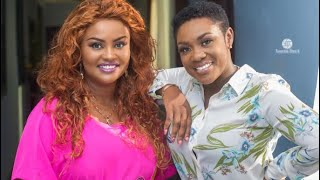 Actress Nana Ama Mcbrown on Emelia Brobbey's Okukuseku the  show