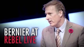 Maxime Bernier: The Rebel Live Calgary (Full speech)