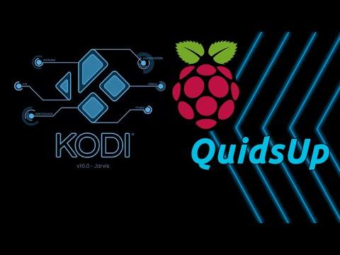 Raspberry Pi 3 as a HTPC with Kodi 16
