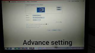 How to rotate screen of Toshiba laptop like as other PC