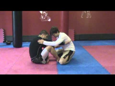Butterfly Guard Sweep - Tight Waist Sweep aka The Sperry Sweep Image 1