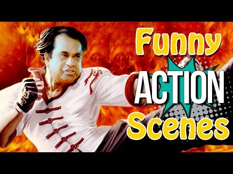Funny and Ridiculous Indian Movie Action Scenes   Bollywood and Tollywood