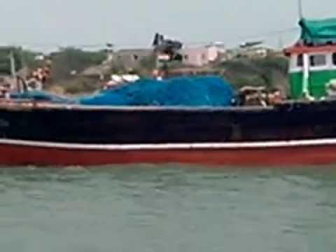 Bet Dwaraka(gujarat)-boat Journey video