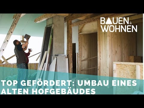 Haus umbauen: altersgerecht und barrierefrei
