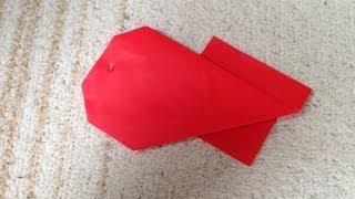 折り紙-簡単-ペンギン-折り方 ... : 折り紙 雛人形 立体 : 折り紙