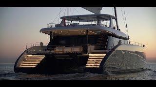 Sunreef 80 THE biggest catamaran (24,4m) at the cannes 2018 boatshow!