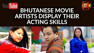 Bhutanese Movie Actress & Actor || Acting Skills displayed || New York || HD