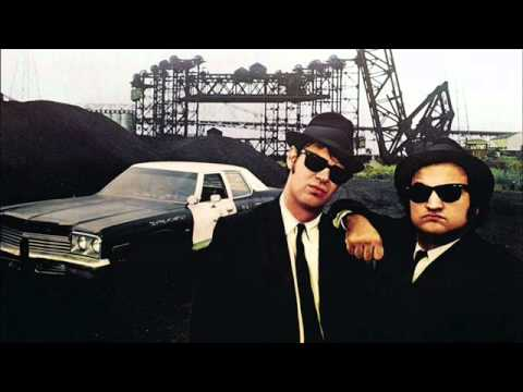 The Blues Brothers - 'B' Movie Box Car Blues Music Videos