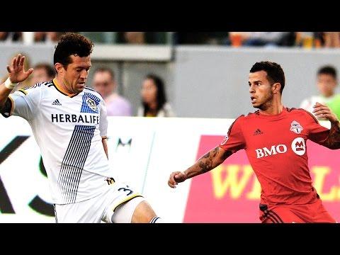 HIGHLIGHTS: LA Galaxy vs. Toronto FC | July 4, 2015