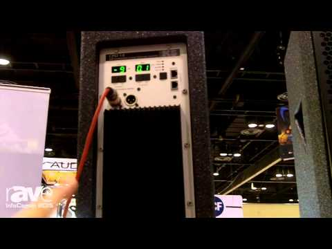 InfoComm 2015: KS Audio CDP 14 Speaker