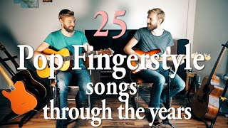 Download Lagu 25 Iconic Fingerstyle Songs Through Pop History Gratis STAFABAND