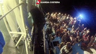 3.072 migrants morts en Méditerranée en 2014