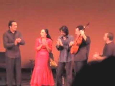 Flamenco Gerardo Nunez New York Encore