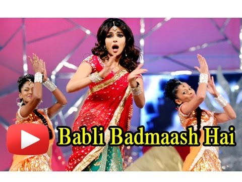 Priyanka Chopra To Do Item Song- Babli Badmaash Hai HD