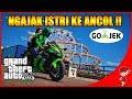 GTA V MOD INDONESIA (22) - PULANG NGOJEK NGAJAK ISTRI KE ANCOL 😍😍 MP3