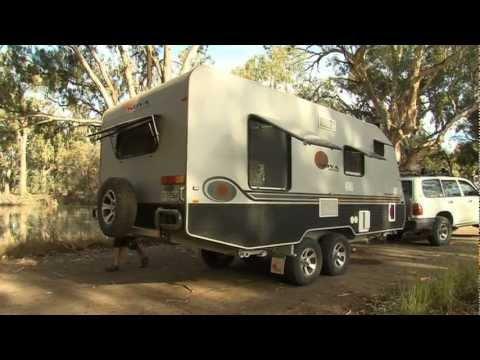 Excellent  Road Deluxe Camper Trailer  MDC Camper Trailers Amp Off Road Caravans