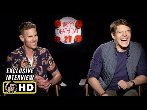 Jason Blum & Christopher Landon Interview For Happy Death Day 2U