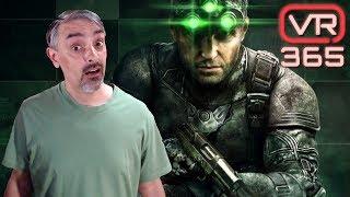 Splinter Cell VR confirmed? - No VR for PS4 version of Dirt 2.0 - NoManSki on Quest 2?
