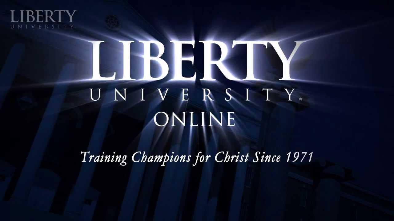 Liberty University Online - 30 second ad - YouTube