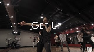 Ciara - Get Up choreography by @Bobby11Dacones