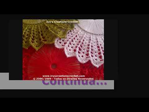 Croche - Jogo Americano com Cds - Parte 01/03