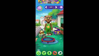 My Talking Tom 2 - Funny Game for Kids - Gameplay Android 2019