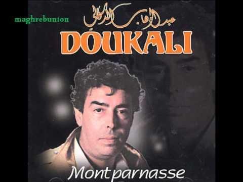 ABDELWAHEB DOUKALI : Montparnasse / عبد الوهاب دوكالي
