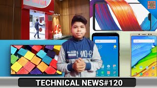 xiaomi Redmi 5 & mi tv 4a, vivo x 21 launched , oppo f7, Oppo r15 launched, Oneplus 6 TECH NEWS#120