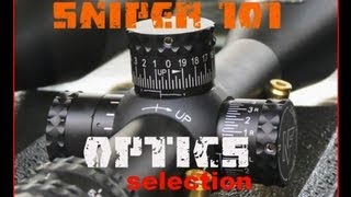 SNIPER 101 Part 14 - Scopes for Extreme Long Range Shooting - Rex Reviews