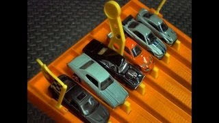 Hot Wheels The Fast and Furious Race - Hot Wheels Super 6-Lane Raceway Race Track