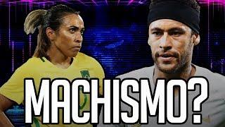 Por que a Marta ganha MENOS que o Neymar? | Renato Battista