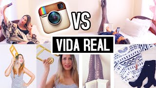 Instagram vs. Vida real - Nancy