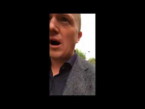 The Stream That Got Tommy Robinson Arrested - Muslim Grooming Gang Court Trial