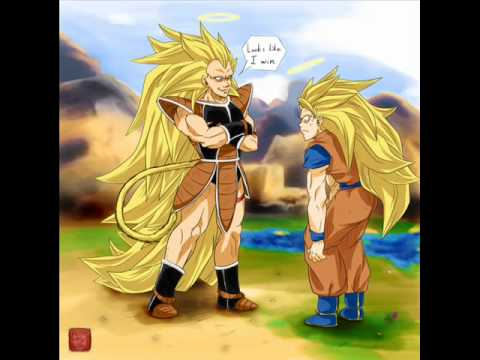 Turles And Raditz Fusion 4 Nappa Raditz And Turles