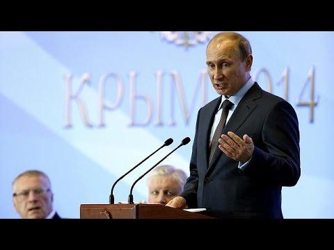 Vladimir Putin usa toni calmi in Crimea, la Russia non deve isolarsi