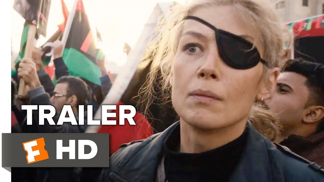 A Private War Trailer #1 (2018)   Movieclips Trailers