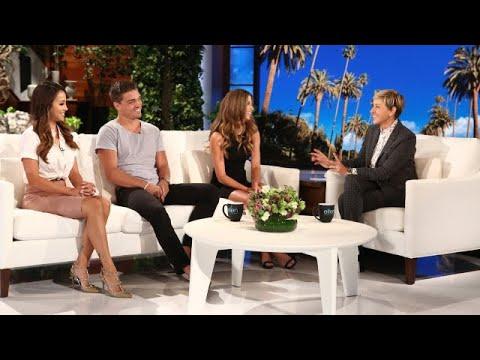 'Bachelor in Paradise Stars Explain Their Love Triangle To Ellen