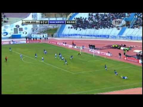 San José 2 - Huachipato 3 | Oruro | (Copa Sudamericana)