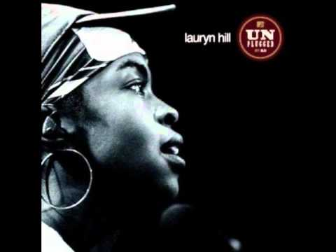 Lauryn Hill - Adam Lives In Theory (Unplugged)