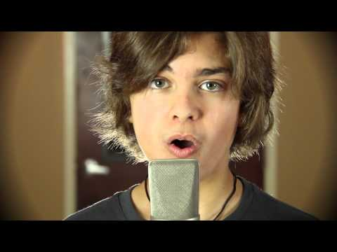 The Man Who Can't Be Moved - The Script Cover by Max Petruzzi 13 Years Old
