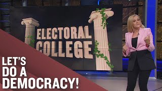 It's Time to Cancel the Electoral College  | Full Frontal on TBS